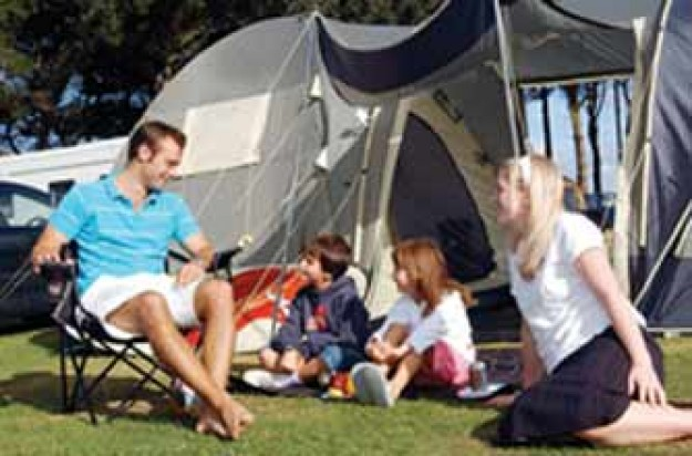 Guide to UK camping: Royal Umpire caravan park