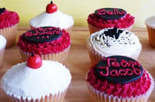 Twilight cupcakes recipe
