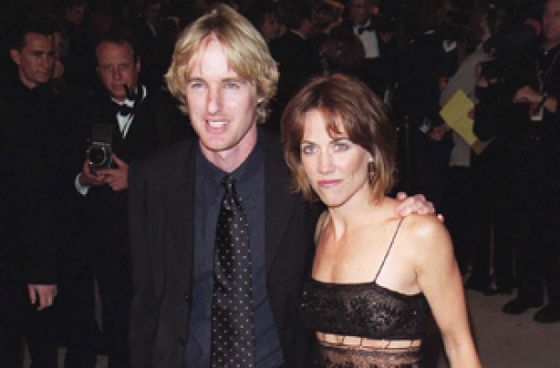Owen Wilson and Sheryl Crow