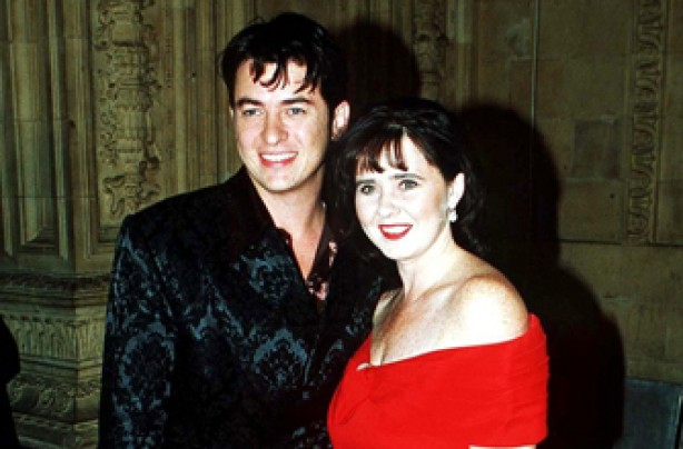 Shane Richie and Coleen Nolan