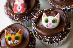 Chocolate cupcakes with buttercream icing recipe