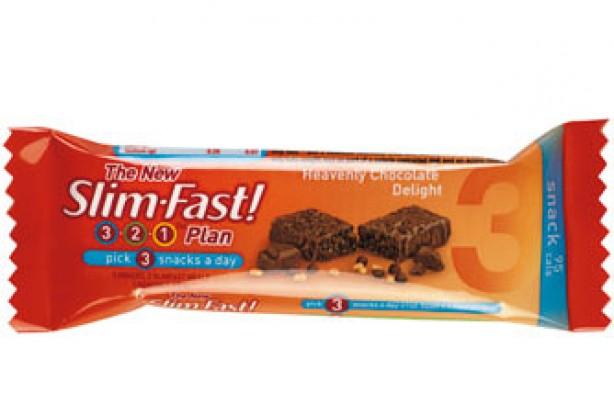 Slim Fast Chocolate Brownie Meal Bars