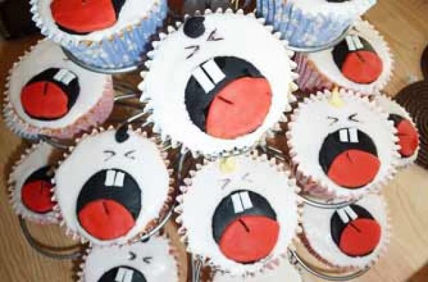 Sarah Barber's baby cakes