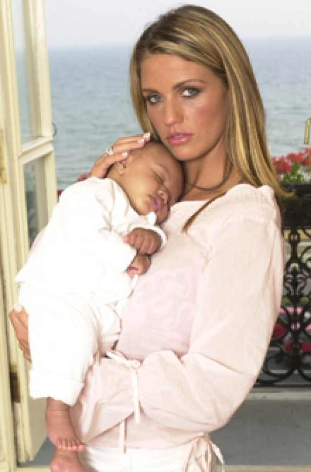 Katie Price Through The Years Katie Price In 2002