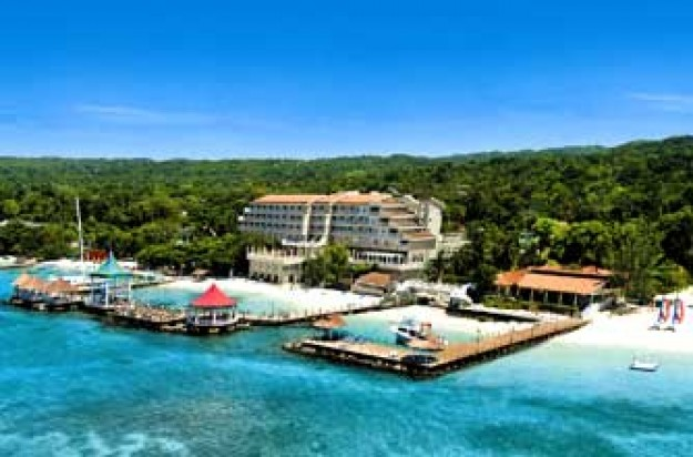 Sandals Grande Ocho Rios Beach and Villa Golf Resort, Jamaica