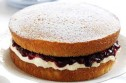 Berry sponge cake recipe