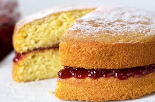 Mary Berry  Inch Sponge Cake Recipe