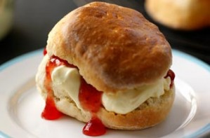 Paul Hollywood's scones recipe from the Great British Bake Off
