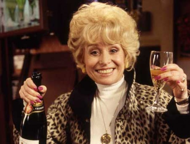 Peggy Mitchell, EastEnders, Barbara Windsor