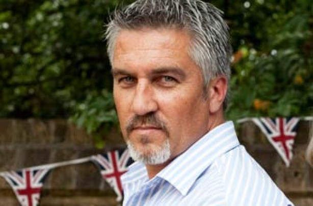 Paul Hollywood from The Great British Bake Off