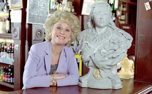 Peggy Mitchell, Barbara Windsor, EastEnders