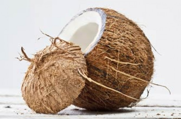 Remedies for sun damage, coconut oil