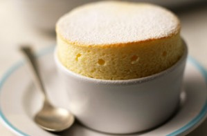 Mary Berry's lemon souffles recipe from The Great British Bake Off