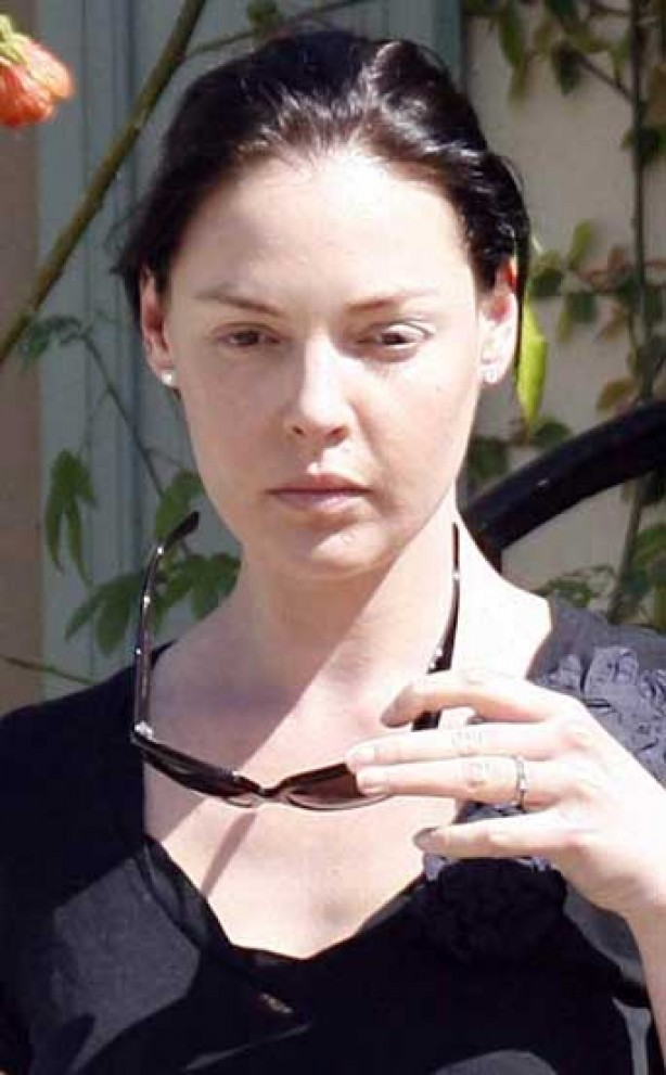Katherine Heigl, make-up, no make-up,