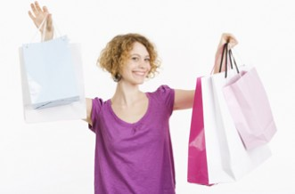 Women lies: shopping, expensive, money, sales