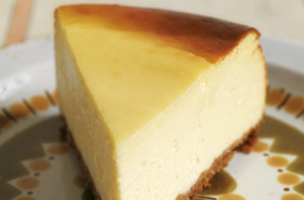Gregg Wallace's New York cheesecake recipe - goodtoknow