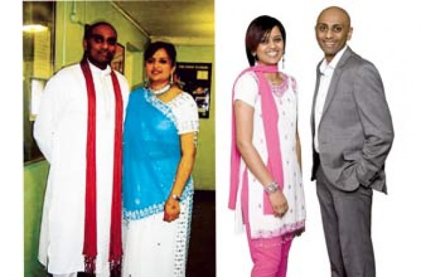 Before and After: Varsha and Harish Vagadia