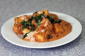 Anjum Anand?s tikka masala