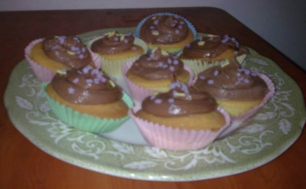 Your cupcakes