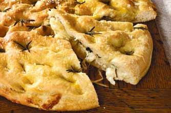 Italian cheese filled focaccia bread recipe - goodtoknow