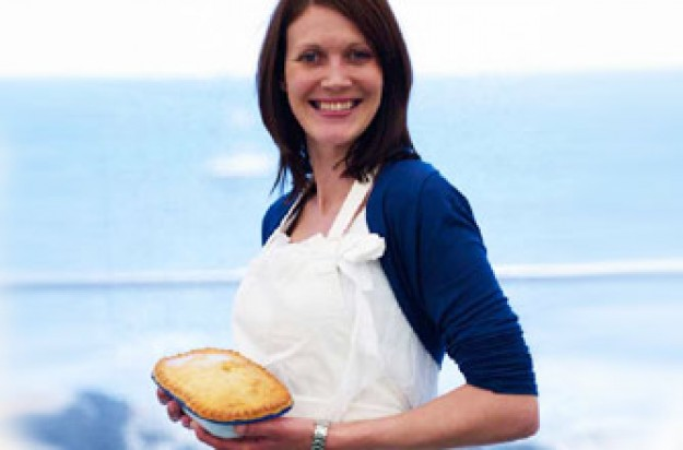 Ruth's beef pie recipe from Great British Bake Off
