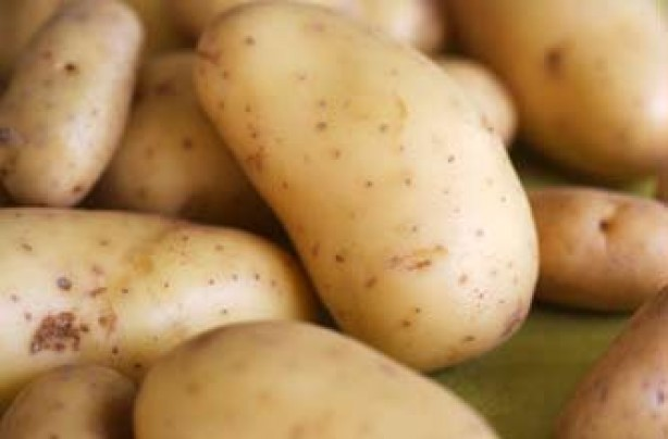 Natural remedies potatoes