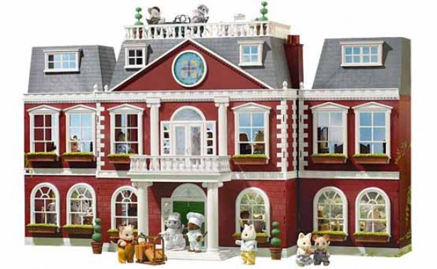Sylvanian Families, best-selling toys of all-time