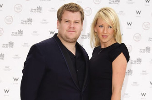 Celeb gossip: James Corden & Julia Carey