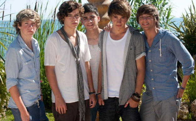 The X Factor final 32: 1 Direction