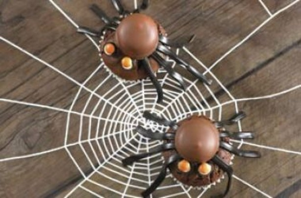 Annabel Karmel's Halloween spiders