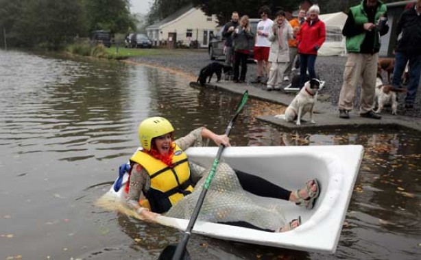 Bathtubbing World Championships