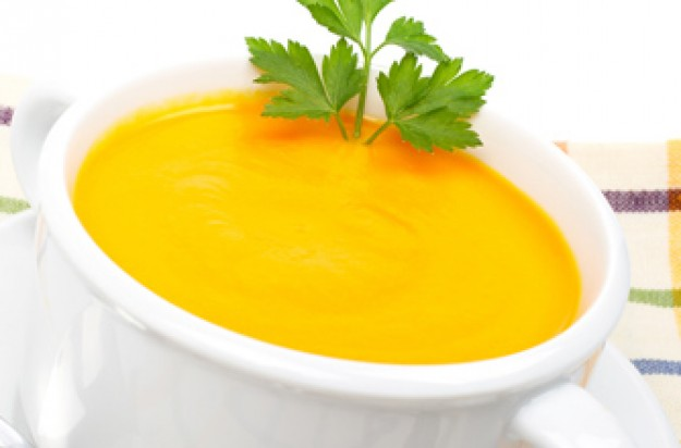 Three-step carrot soup, Change4Life