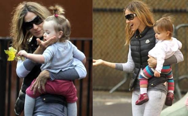 Celeb kids: Sarah Jessica Parker's twins