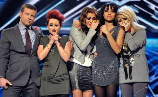 X factor, Belle Amie