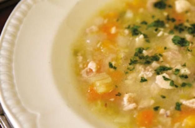 Lorraine Kelly?s chicken soup
