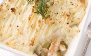 RATED Easy fish pie