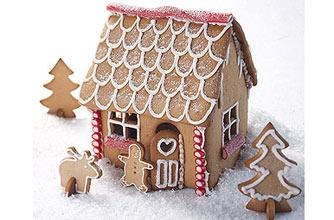 Gingerbread house recipe - goodtoknow