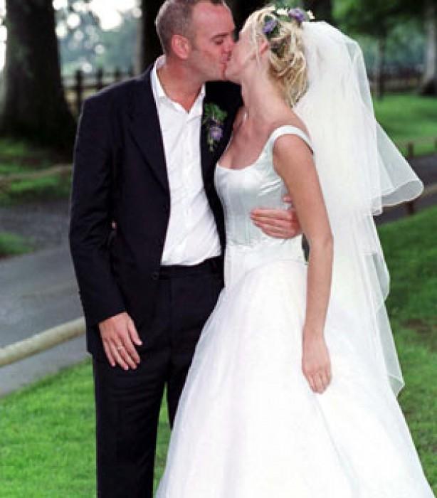 Celebrity weddings: Zoe Ball and Norman Cook