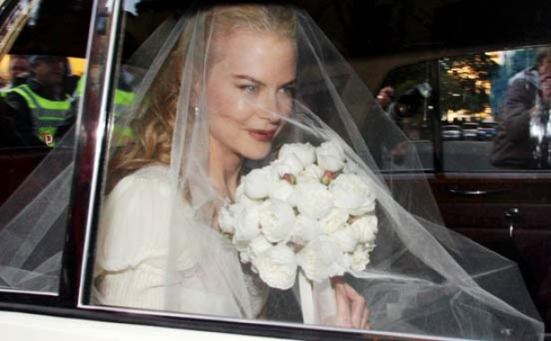 Celebrity weddings: Nicole Kidman and Keith Urban