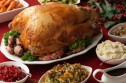 Hairy Bikers' Christmas turkey with two stuffings