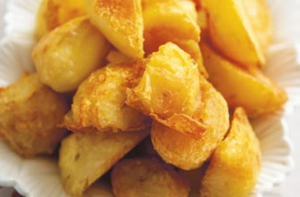 Goose fat roast potato recipe