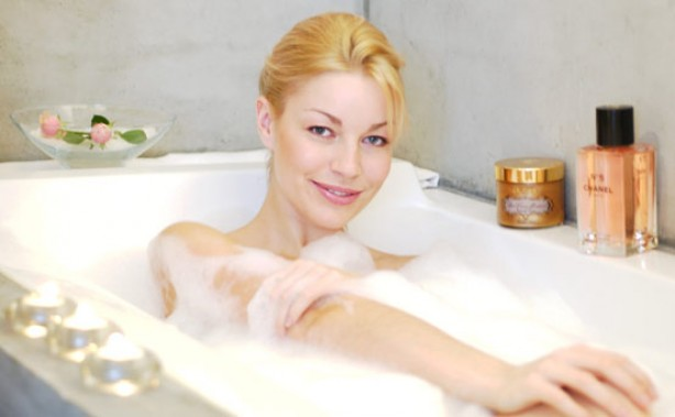 Natural remedies for coughs and colds: Epsom salts in the bath