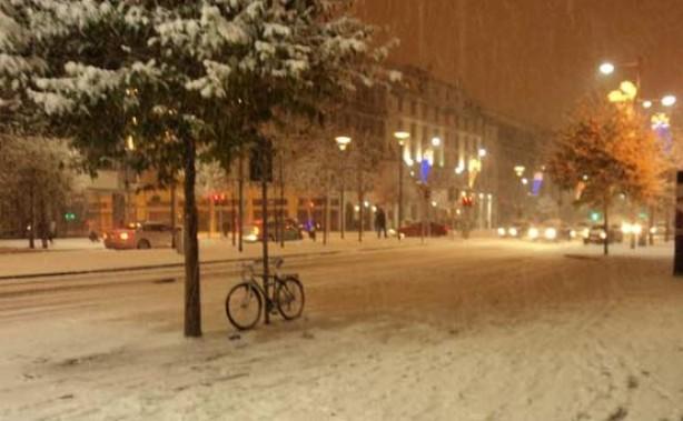 Snow pics: Dublin