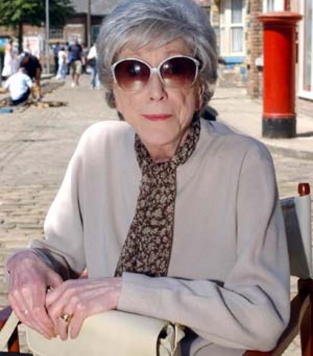 Coronation Street 50th anniversary: Blanche Hunt