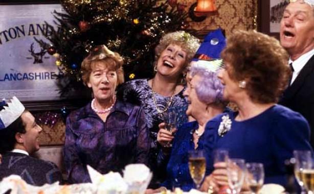 Coronation Street 50th anniversary: Hilda's exit