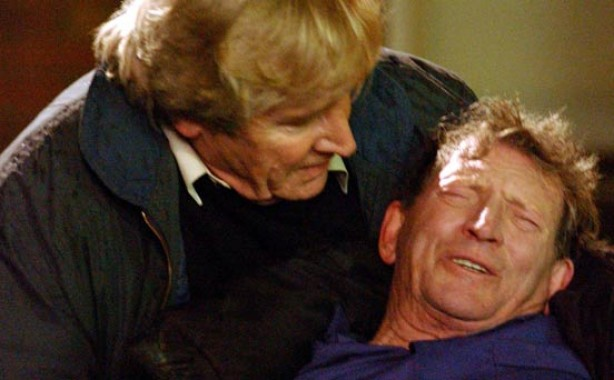 Coronation Street 50th anniversary: Mike's death