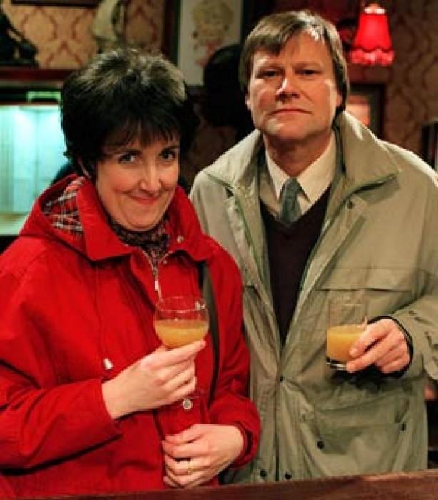 Coronation Street 50th anniversary: Roy and Hayley