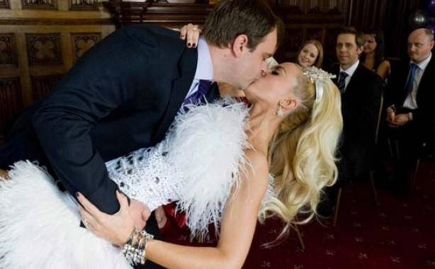 Coronation Street 50th anniversary: Steve and Becky's wedding