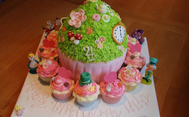 Your giant cupcake pictures
