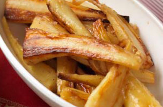 Hairy Bikers' roast parsnips recipe - goodtoknow